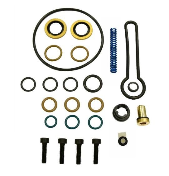 Fuel Injector Rail Pressure Blue Spring Update Kit BSK1 for 03-07 6.0L Powerstroke