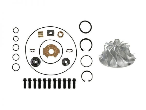 SPOOLOGIC GT3788VA Turbo Rebuild Kit with Billet for 11-16 LML Duramax