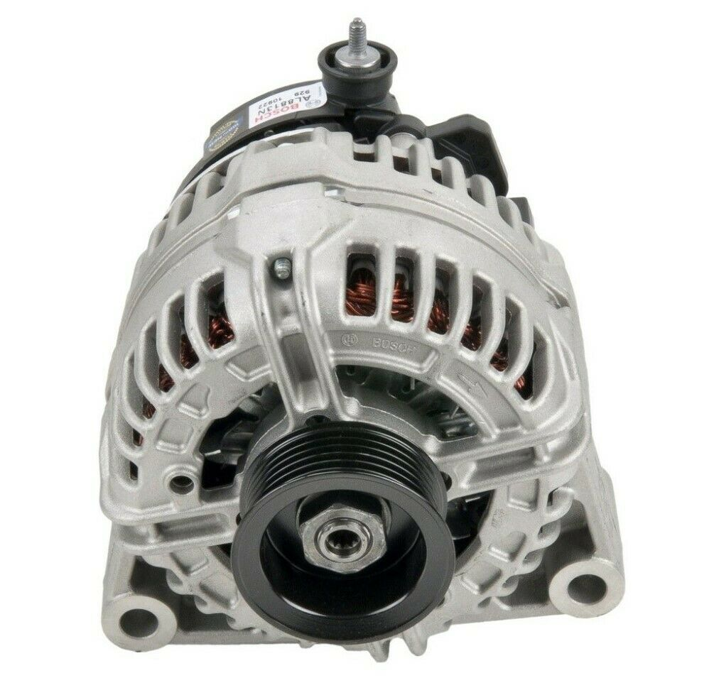 Bosch Alternator (125 Amp) for 07.5-16 6.6L Chevrolet Duramax LMM LML