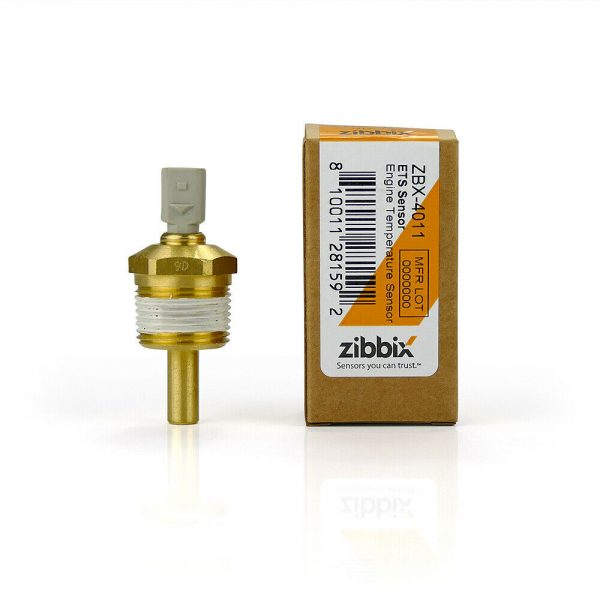 Zibbix ECT Engine Coolant Temperature Sensor for 92-97 5.9L Cummins 12V