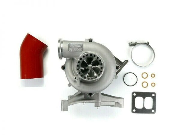 SPOOLOGIC Upgraded TP38 Turbocharger Without EBP for 94-97 7.3L Powerstroke