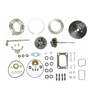 HE351VE Turbo Rebuild Kit Gaskets Shaft Plate VGT Cast For 07.5-12 6.7L Ram