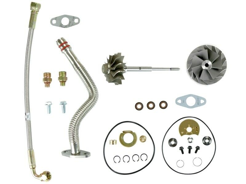 HE351VE Turbo Rebuild Kit Lines Shaft Cast For 07.5-12 6.7L Dodge Ram Cummins