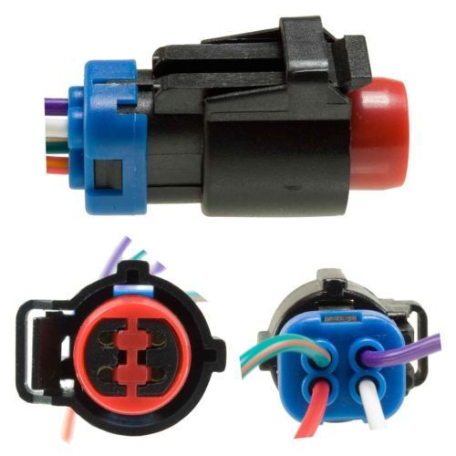 A/C Clutch Cycle Switch Connector for 94-10 7.3L 6.0L Powerstroke F-Series