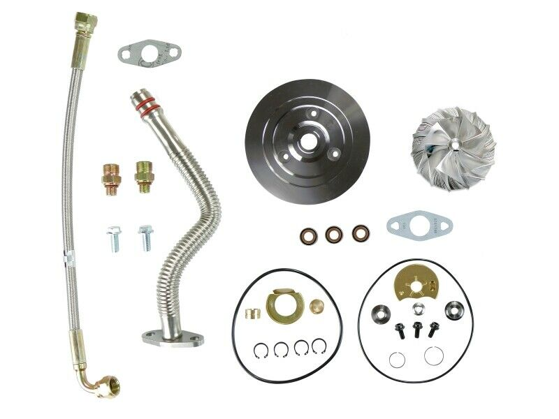 HE351VE Turbo Rebuild Kit Lines Plate Billet For 07.5-12 6.7L Dodge Ram Cummins