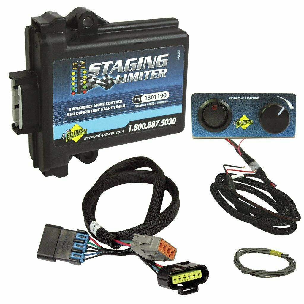 BD Diesel Staging Limiter for 01-05 6.6L Chevrolet Duramax LB7 LLY