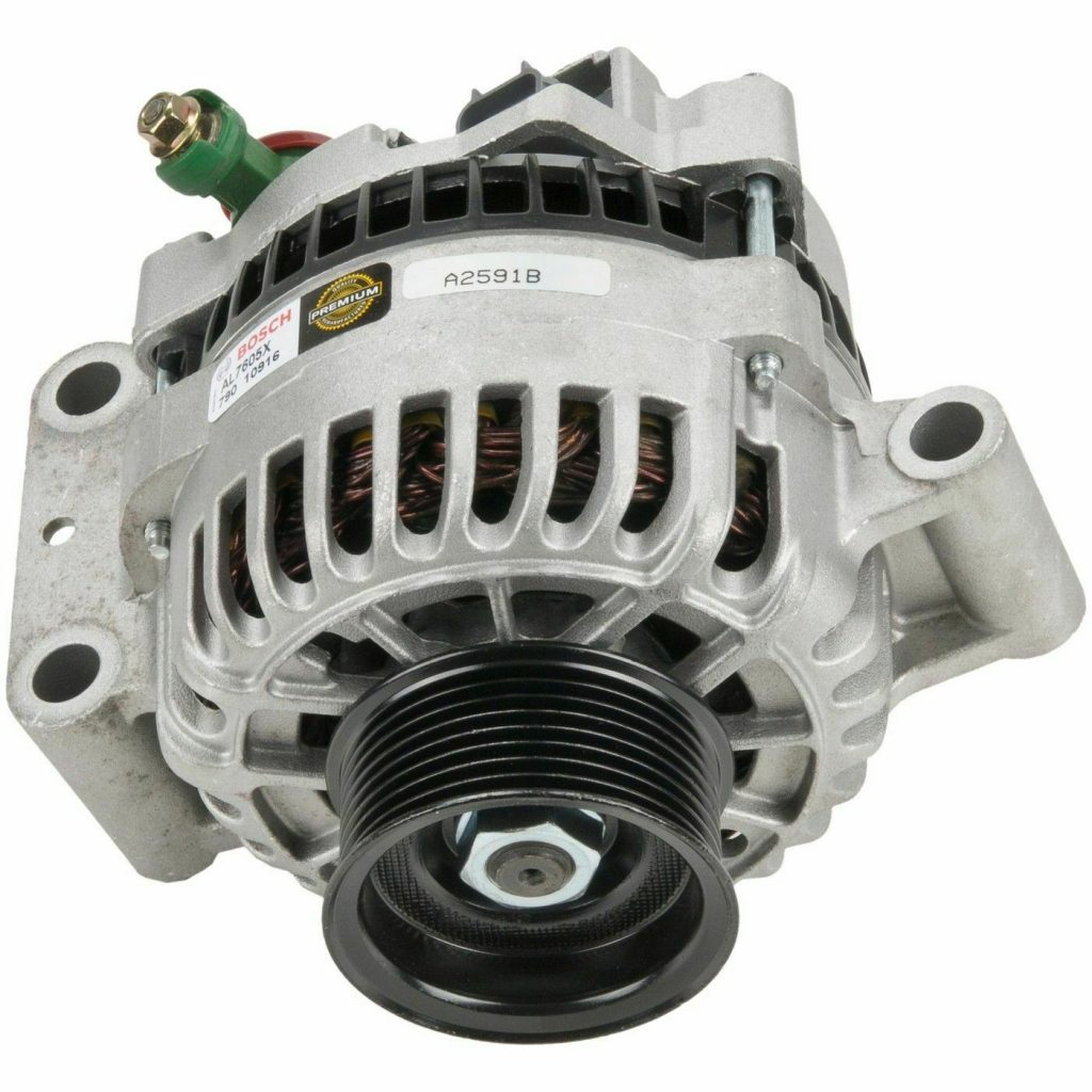 Bosch Reman Alternator (110 Amp) for 03-10 6.0L Ford Powerstroke