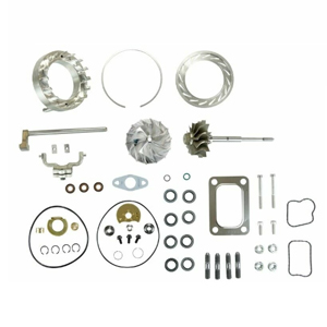 HE351VE Turbo Rebuild Kit Gaskets Shaft VGT Billet For 07.5-12 6.7L Dodge Ram