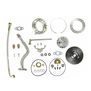 HE351VE Turbo Rebuild Kit Lines Plate VGT Billet For 07.5-12 6.7L Dodge Ram