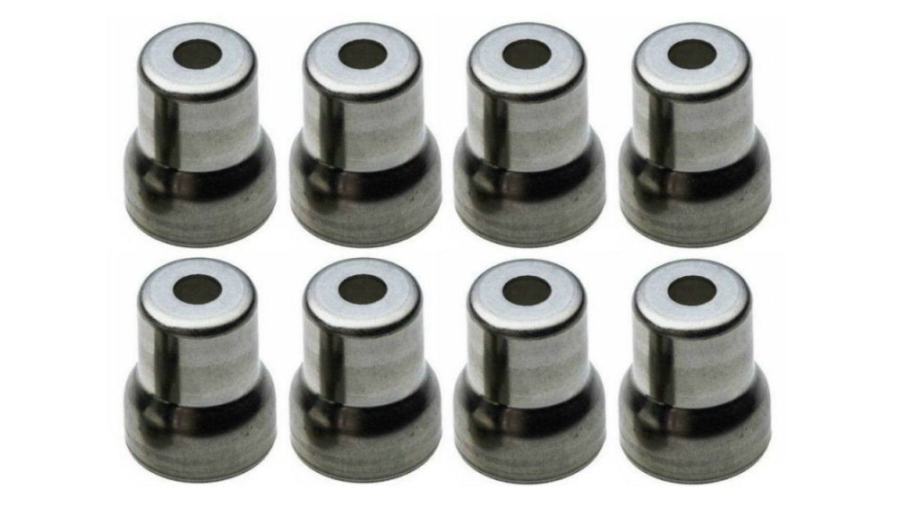 OEM Set of 8 Fuel Injector Sleeve for 03-10 6.0L Powerstroke