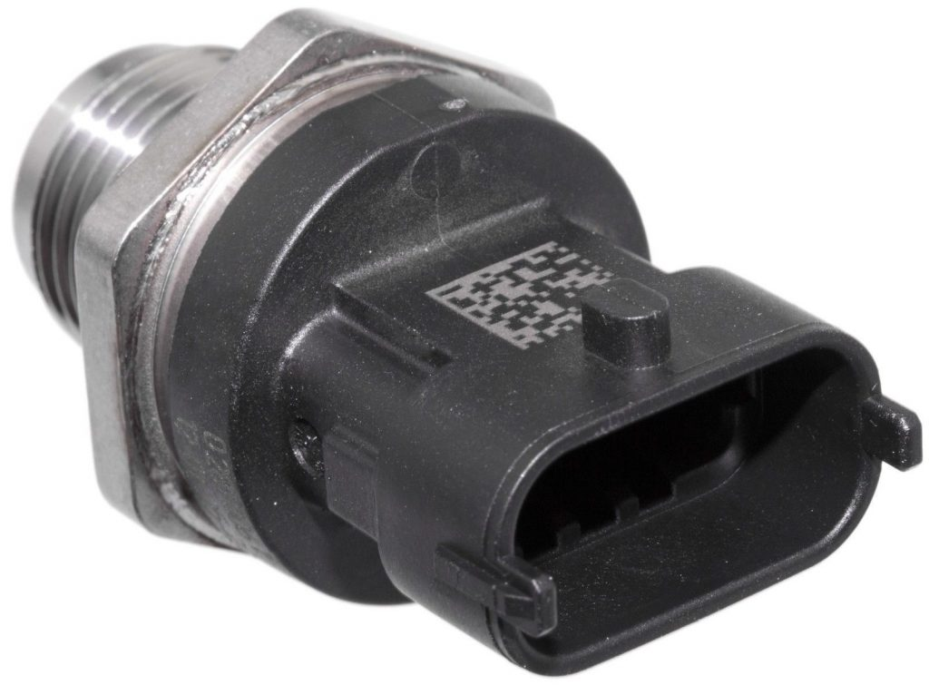 Bosch Fuel Rail Pressure Sensor for 03-07 5.9L Cummins 24V