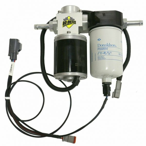 BD Diesel Flow-Max Fuel Lift Pump for 08-10 6.4L Ford Powerstroke