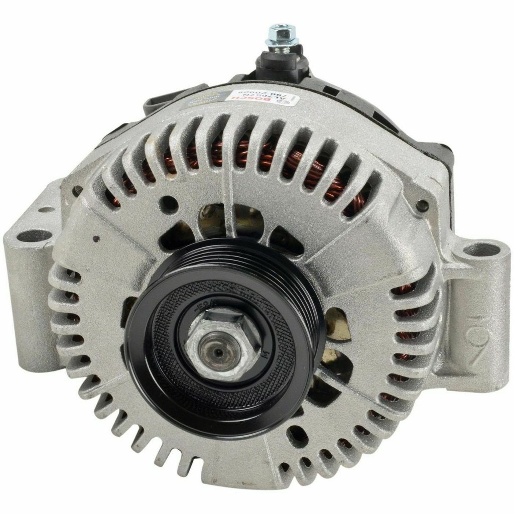 Bosch Alternator (110 Amp) for 03-10 6.0L Ford Powerstroke