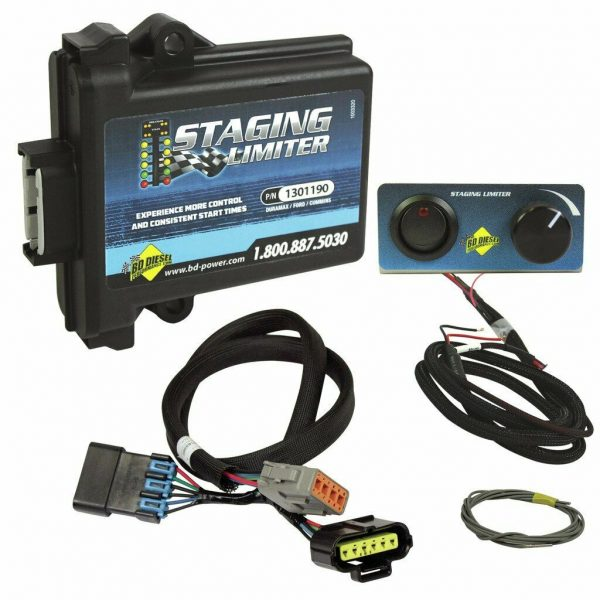 BD Diesel Staging Limiter for 05-10 6.0L 6.4L Ford Powerstroke