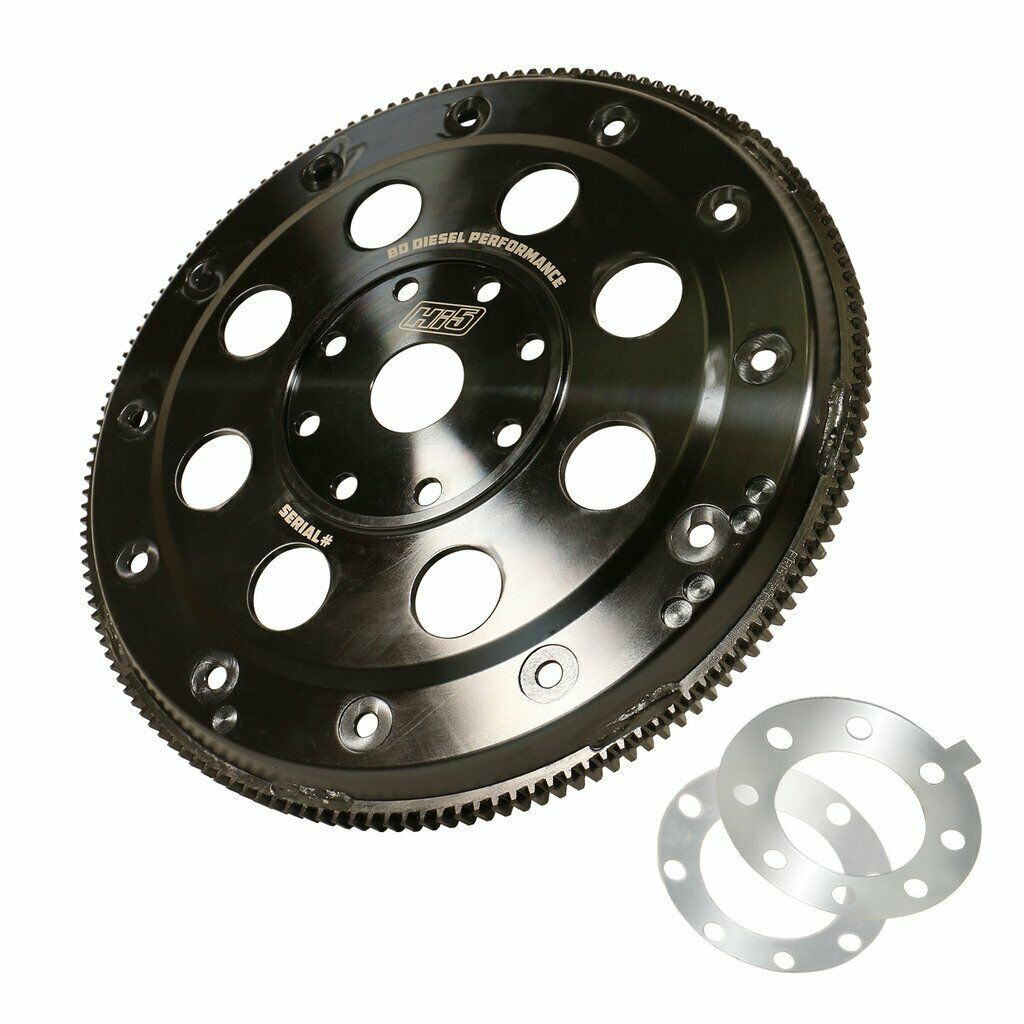 BD Diesel 47RH 47RH 48RE H15 12-Bolt Flexplate for 94-07 5.9L Dodge Cummins 12V 24V