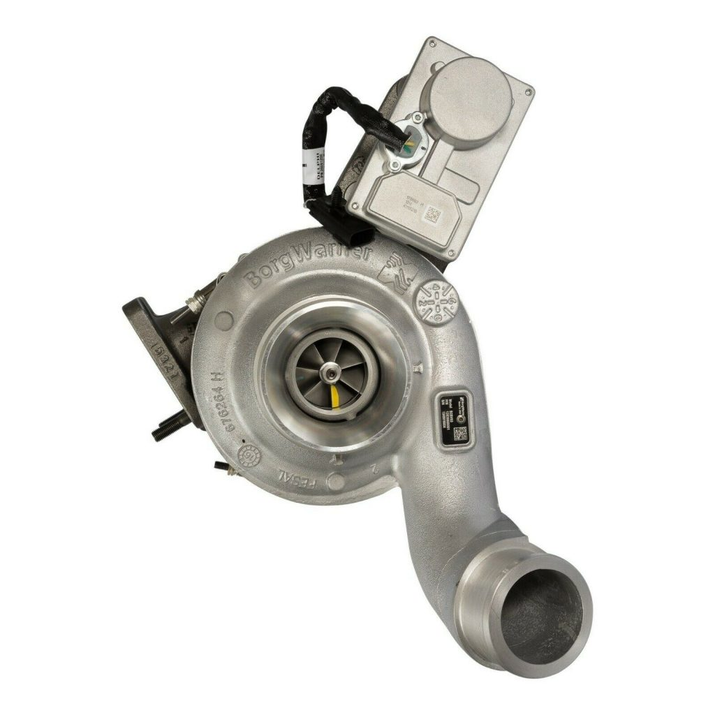 BorgWarner Reman Turbocharger for 05-10 7.6L Navistar DT466 MaxxForce DT