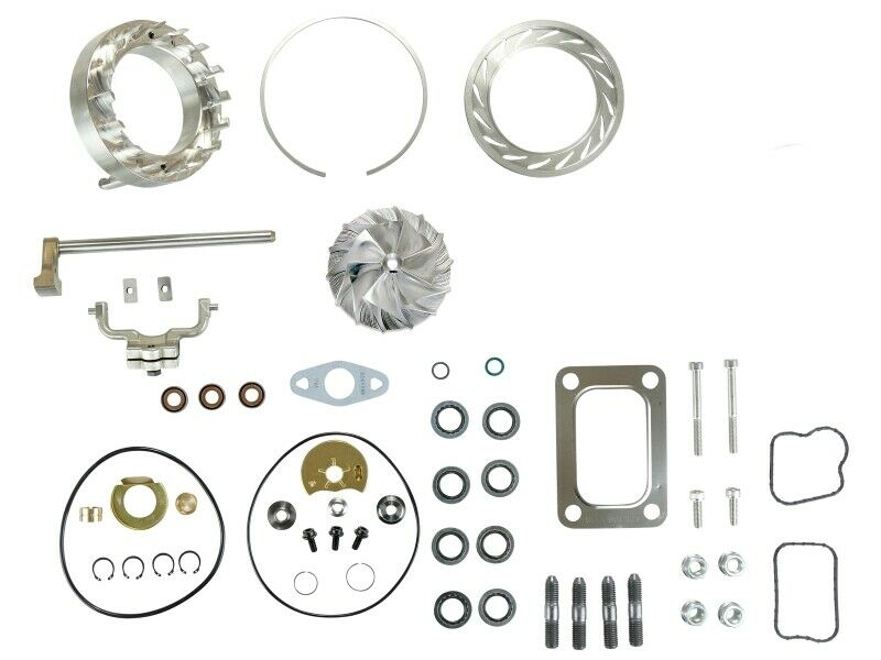 HE351VE Turbo Rebuild Kit Gaskets VGT Billet For 07.5-12 6.7L Dodge Ram