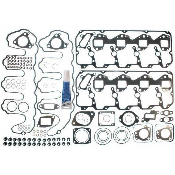 MAHLE Engine Cylinder Head Gasket Set for 07.5-10 LMM Duramax