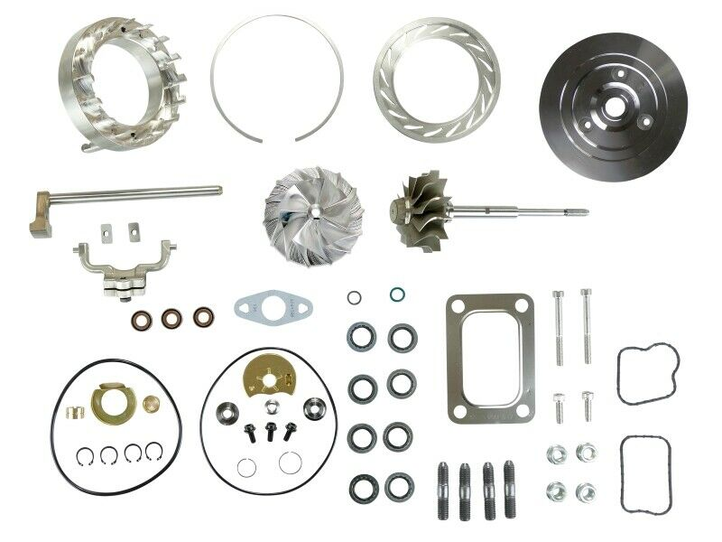 HE351VE Turbo Rebuild Kit Gaskets Shaft Plate VGT Billet For 07.5-12 6.7L Ram