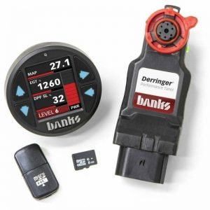 Banks Power BP66793 Derringer Tuner GEN2 With iDash 1.8 And Data-Logging for 17-19 6.6L Chevy GMC L5P Duramax