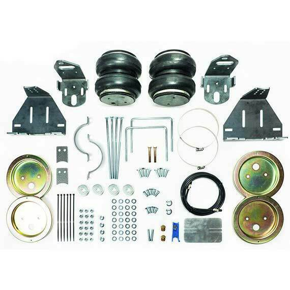 Pacbrake Air Spring Kit for F-250 F350 4WD 11-16 6.7L Powerstroke