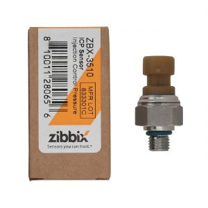 Zibbix ZBX-3510 ICP Injection Control Pressure Sensor For 04-10 6.0L Ford Powerstroke Diesel