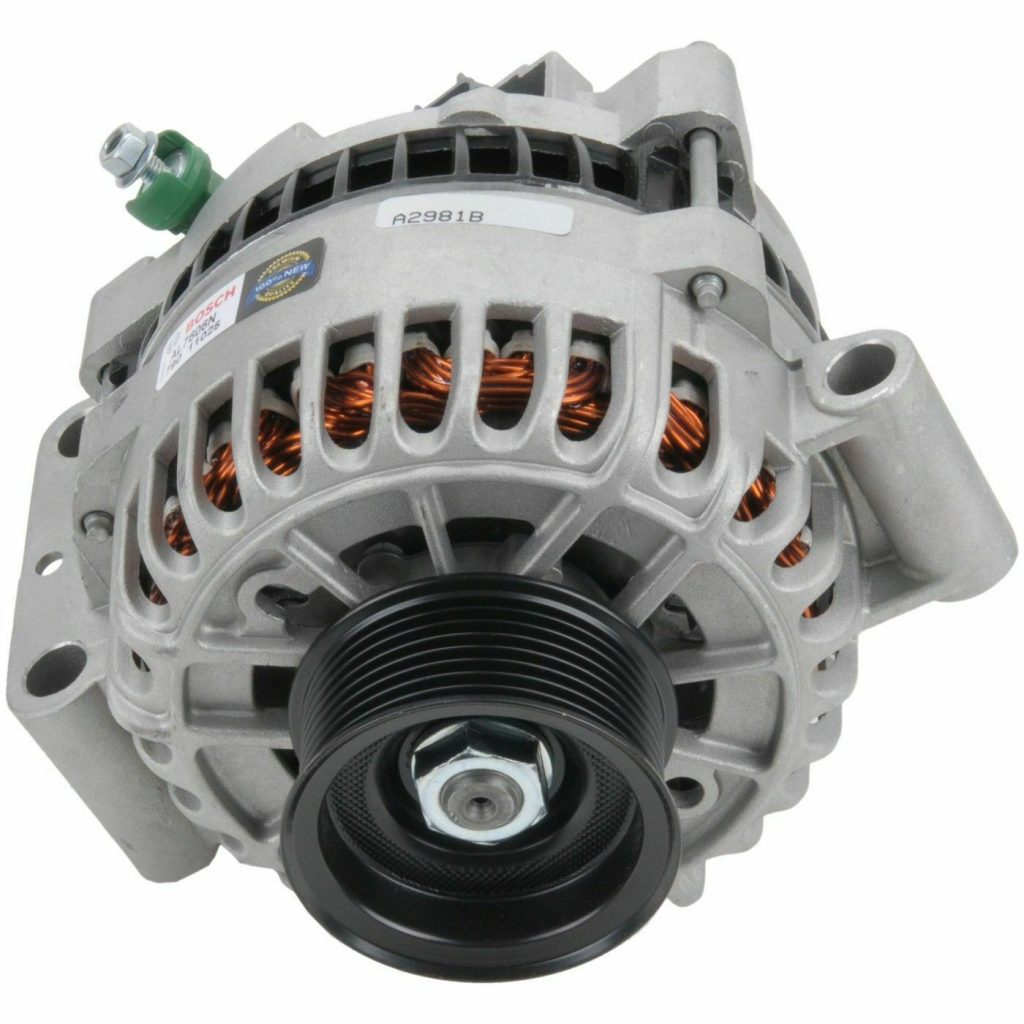 Bosch Alternator (135 Amp) for 03-10 6.0L Ford Powerstroke
