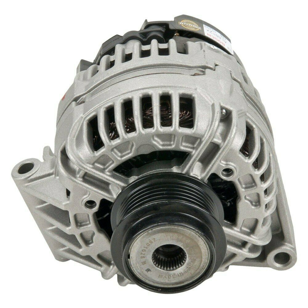 Bosch Reman Alternator (120 Amp) for 07.5-16 6.6L Chevrolet Duramax LMM LML