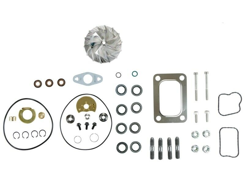 HE351VE Turbo Rebuild Kit Gaskets Billet For 07.5-12 6.7L ISB Dodge Ram Cummins