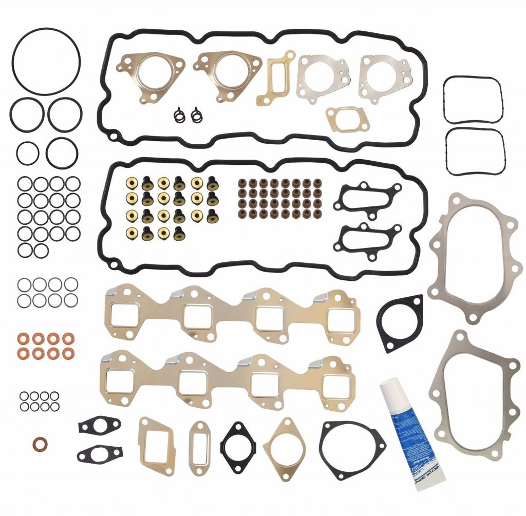 MAHLE Engine Upper End Gasket Set for 01-04 LB7 Duramax