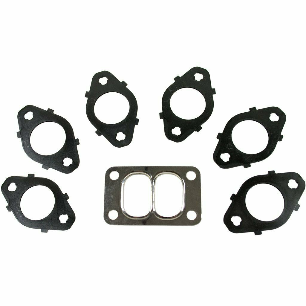 BD Diesel 24-Valve Exhaust Manifold Gasket Set for 98.5-07 5.9L Dodge Cummins 24V