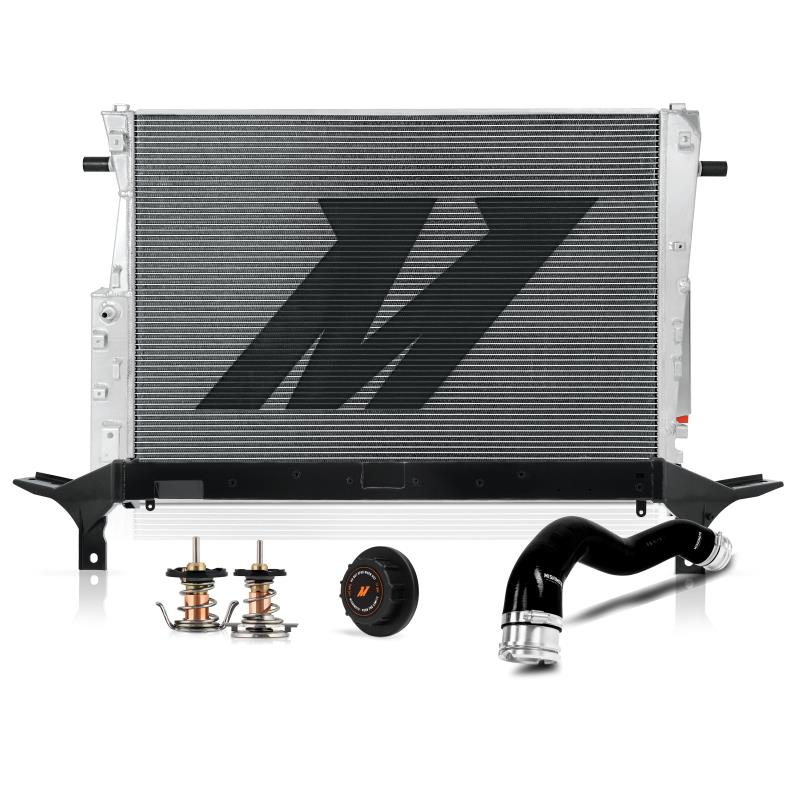 Mishimoto Essential Protection Bundle for 08-10 6.4L Powerstroke