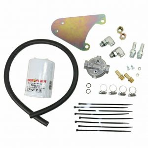 BD Diesel Transmission Filter Kit for 08-10 6.4L Ford Powerstroke