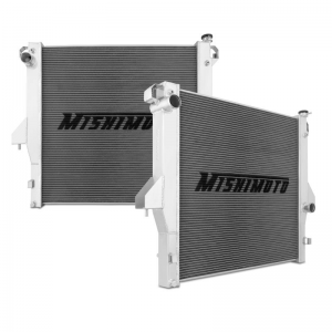 Mishimoto Aluminum Radiator for 03-09 5.9L 6.7L Cummins 24V