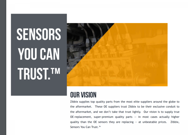 Sensors You Can Trust Is Our Vision