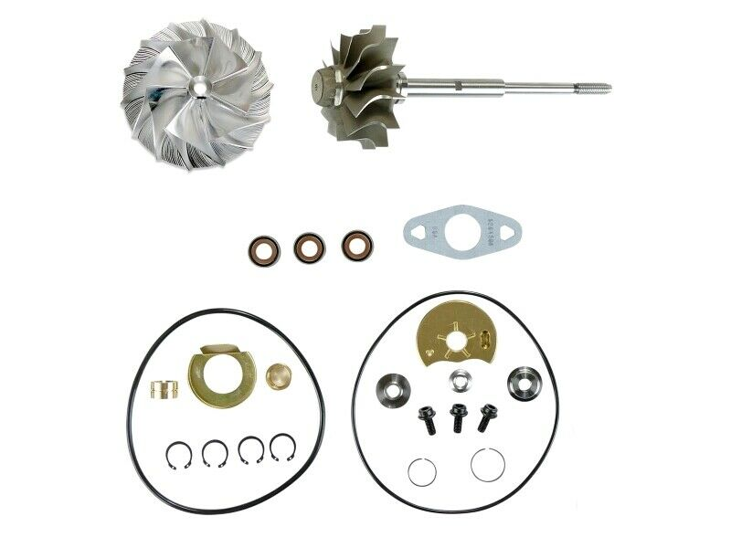 HE351VE Turbo Rebuild Kit Shaft Billet For 07.5-12 6.7L Dodge Ram Cummins Diesel