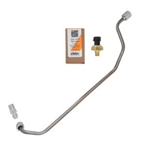 Zibbix ZBX-3101-TK1 EBP Exhaust Back Pressure Sensor Tube Kit For 94-97 7.3L Ford Powerstroke Diesel