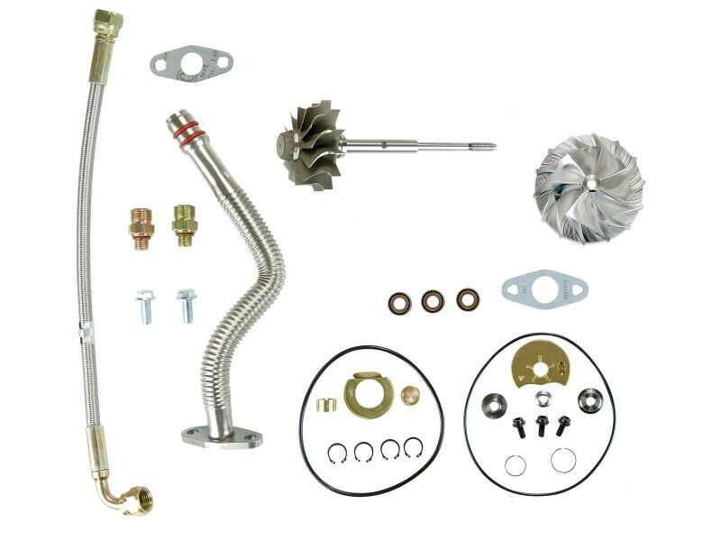 HE351VE Turbo Rebuild Kit Lines Shaft Billet For 07.5-12 6.7L Dodge Ram Cummins
