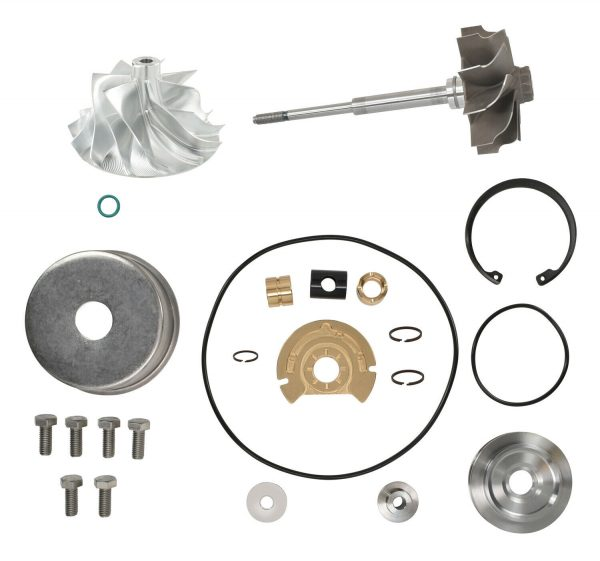 SPOOLOGIC V2S Low Pressure Master Turbo Rebuild Kit Billet for 08-10 6.4L Powerstroke