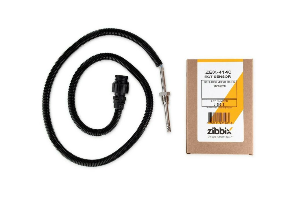 Zibbix EGT Exhaust Gas Temperature Sensor for 07-10 Volvo