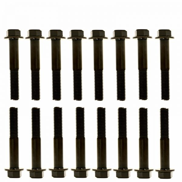 TrackTech 10.9 Exhaust Manifold Bolt Kit for 94-03 7.3L Powerstroke
