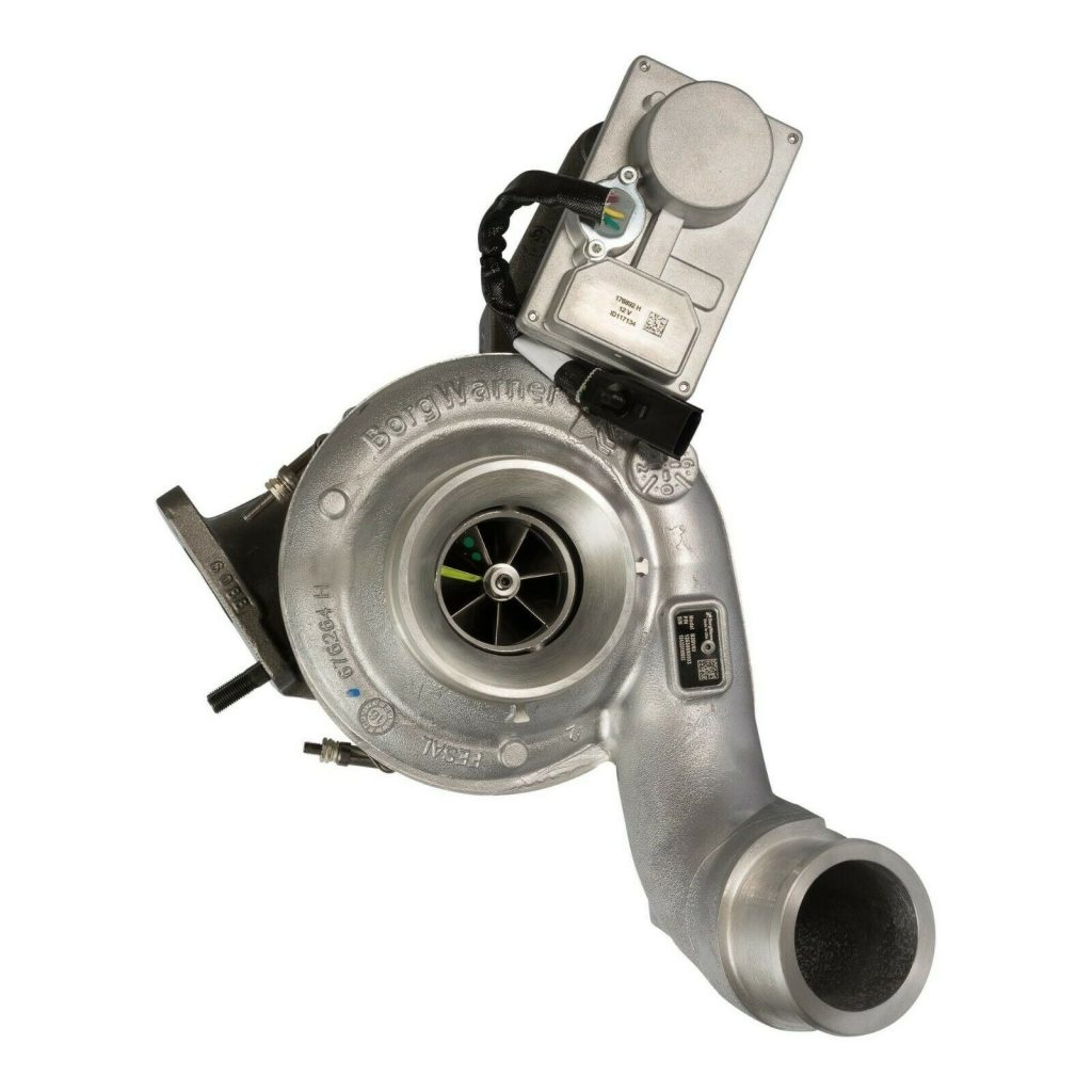 BorgWarner Reman Turbocharger for 05-10 Navistar DT466 I570 MaxxForce DT