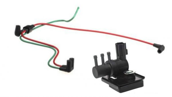 SPOOLOGIC GTP38 Vacuum Harness Boost Solenoid Kit for 99-03 7.3L Powerstroke