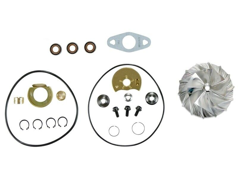 HE351VE Turbo Rebuild Kit Billet For 07.5-12 6.7L ISB Dodge Ram Cummins