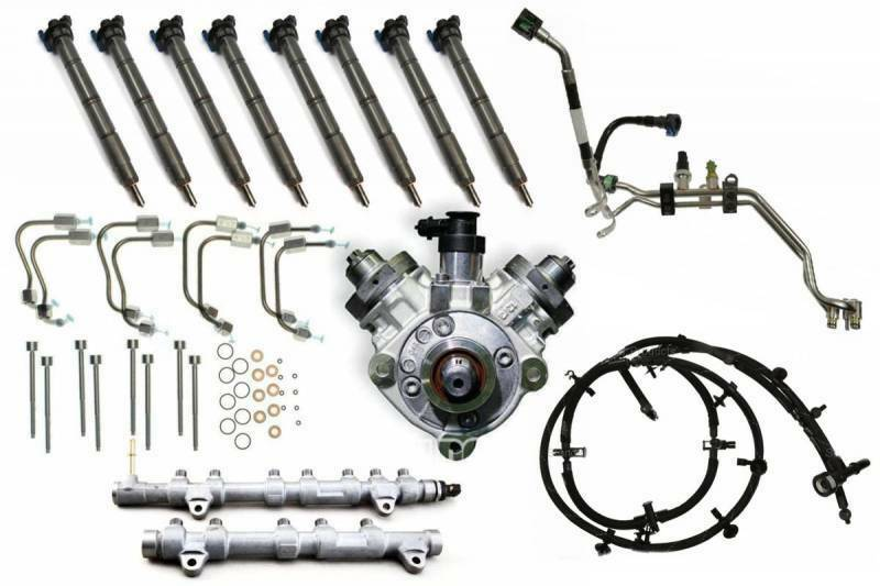 Bosch Fuel Contamination Kit for 15-16 6.7L Powerstroke