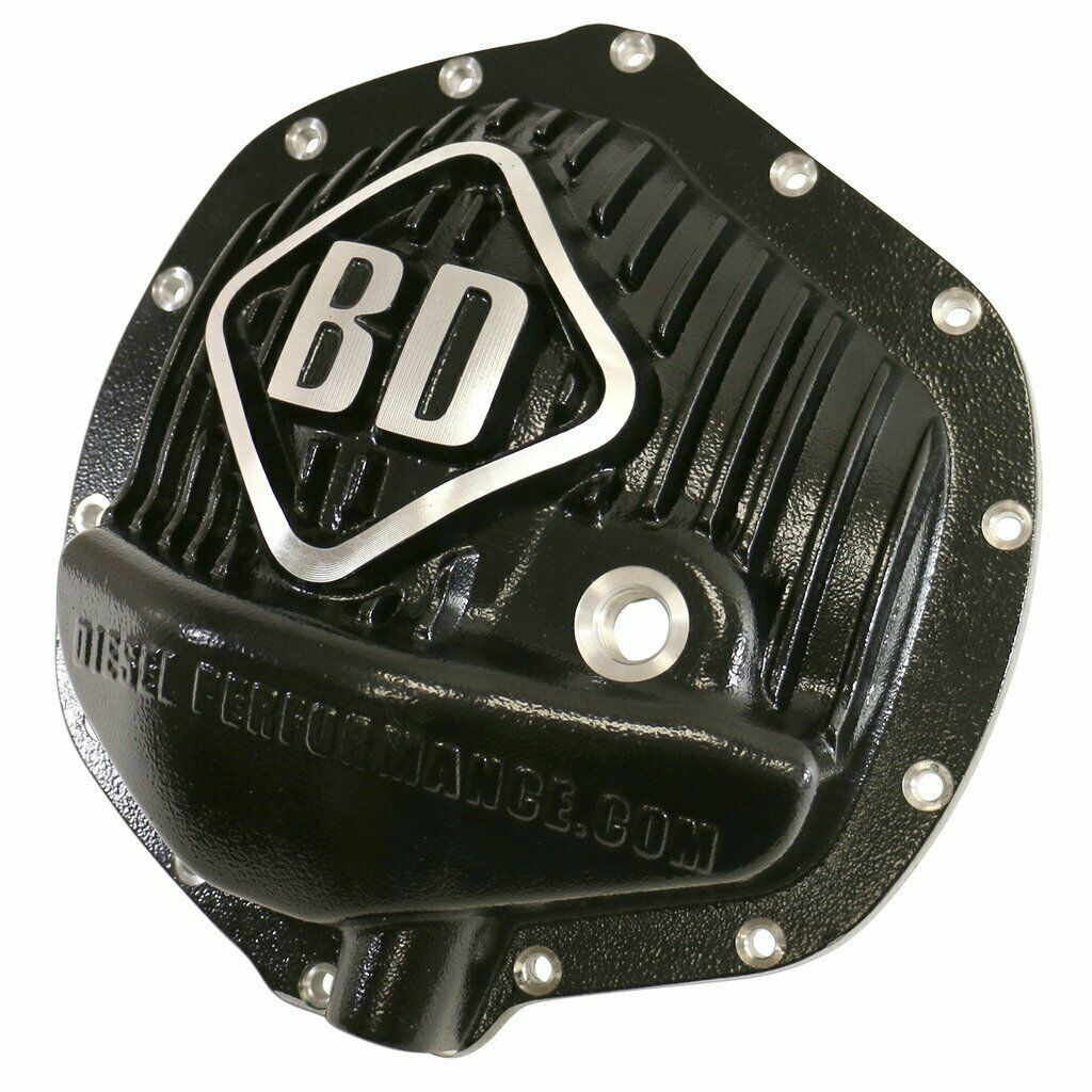 BD Diesel Rear Differential Cover for 01-18 6.6L Chevrolet Duramax LB7 LLY LBZ LMM LML L5P