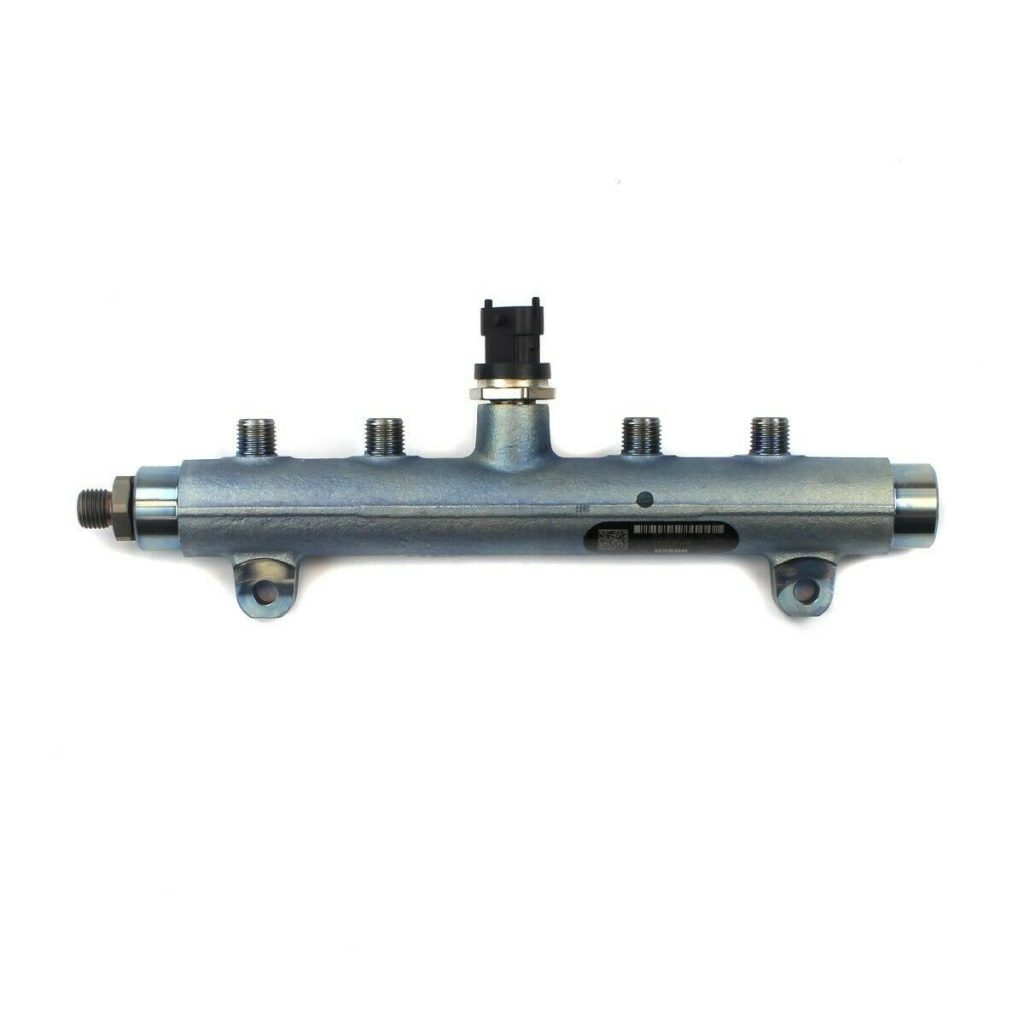 Bosch Left High Pressure Fuel Injection Rail for 04.5-05 LLY Duramax