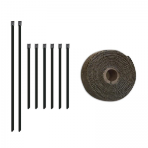 Mishimoto Universal Exhaust Heat Wrap Set