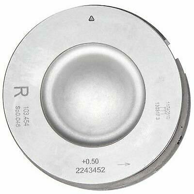MAHLE (.020) Right Bank Piston with Rings for 01-05 Duramax LB7 LLY