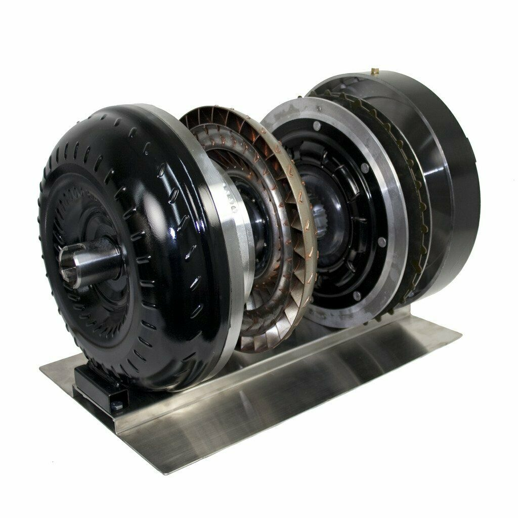 BD Diesel High Stall 3D Torque Converter for 94-07 5.9L Dodge Cummins 12V 24V